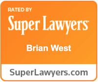 Brian West Super Lawyer