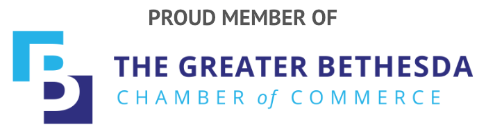 Proud member of Greater Bethesda Chamber of Commerce