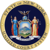 State Of New York Court Seal